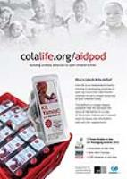 Colalife Aidpod Packing Solutions