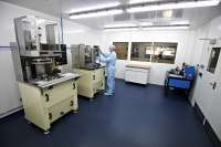 Crystran has built two new state-of-the-art clean rooms.