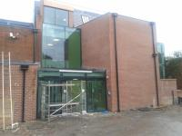 NHS Project - Wigan Medical Education Centre