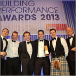 Amtech has another wonderful evening at CIBSE Awards 2013!