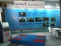 The Right Time at the Right Place - MAHA at the Auto Expo in India