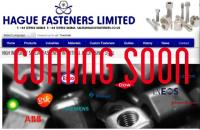 Hague Fasteners New Website Just Days Away