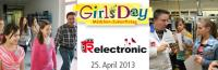 Girls' Day at TR-Electronic.