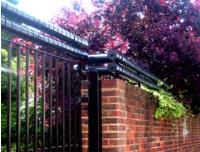 Roller Barrier - the exciting new Non Aggressive Anti Climb System