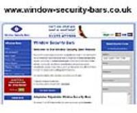 Professional Window Security Bars and Grilles. Thursday 23rd September 2010