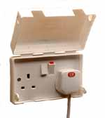 SocketPro 13a Socket Safety Cover from Insight Security Tuesday 24th August 2010