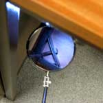 Pocket Size Illuminated Folding Search & Inspection Mirror just Tuesday 3rd August 2010