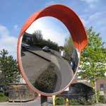 Convex Safety Mirrors, the perfect Blind Spot Driveway Mirrors Saturday 26th June 2010