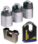 Free Money Saving Guide to Choosing the Right Security Padlock Thursday 28th January 2010