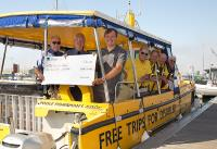Hundred more to benefit from disabled boat rides thanks to donation