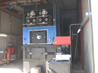 980kW Wood Burning Equipment with Automatic Tube Cleaning