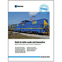 Special solutions for tailor-made rack locomotive
