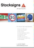 New Health and Safety and Custom-made Signs Catalogue Available