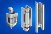 New Stainless Steel Hinges from EMKA meet the needs of specialist cabinet builders