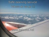Safe opening UK and over seas
