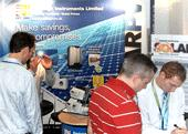 Solar PV Range a Great Success at EcoBuild 2012!