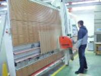Demand grows for 'nearly new' Striebig vertical panel saws