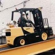 IR Motion Detector Set To Increase Forklift Safety