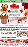 Valentine's Day Packaging and Clearance Dept