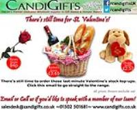 There's Still Time for St. Valentine's!