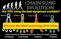 Are you using the latest technology – Chain sling evolution