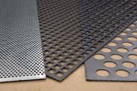 Perforated Stainless Steel Stocks