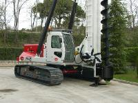 New distributorship - Llamada CFA piling rigs