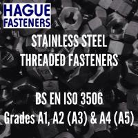 BS EN ISO 3506 Special Stainless Threaded Fasteners