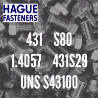 431 Stainless Steel Fasteners
