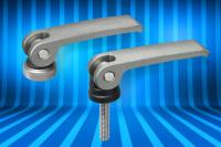 New stainless steel eccentric cam clamping levers from Elesa UK
