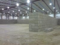 STORAGE BAYS ASSEMBLED IN RECORD TIME THANKS TO GREAT TEAMWORK