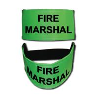 Fire Marshal Armbands