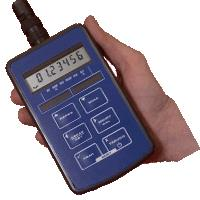 Battery Powered, Handheld Load Cell Indicator - Free Calibration Available