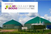 Biogas Exhibitions in 2014