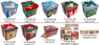 Easy to use, minimal storage, choice of designs & sizes and low cost. Does it get any better?