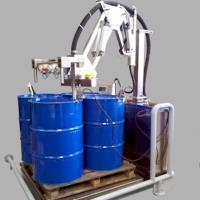 Drum filling systems available from EWFM