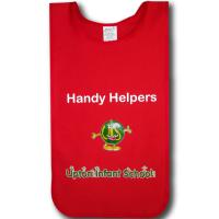 Personalised Tabards for Primary Schools