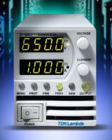 600W model completes Z+ High Voltage programmable DC Power Supply series