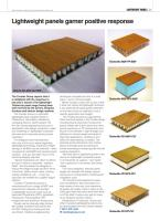 TimberLite Press Release - Furniture and Joinery Production Article, Feb 2015