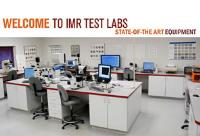 New IMR Test Labs Facility