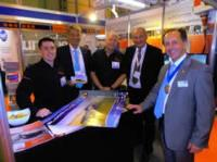 CWST at the 2014 MACH Exhibition