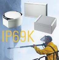 IP67/IP69K Protection Class Upgrades For ROLEC Enclosures