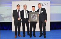 BSH honours Accuride China with an 'Excellent Performance' award
