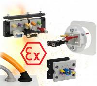 ATEX Rated Cable Entry Systems