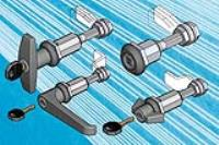 Adjustable and vibration proof compression latches from EMKA UK