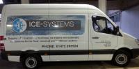 Ice Systems New Van for delivery and service