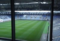Leicester City FC calls in a 'Premiership' window tinting company