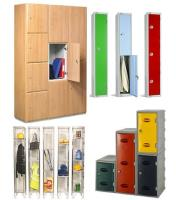 Lockers & Cloakroom Furniture with Free Site Survey
