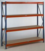 Longspan Shelving. Workbenches, Canteen, Reception & Office Furniture - Check out our Prices