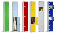 Lockers from £53.00, Canteen & Reception Seating, Workbenches & Office Furniture